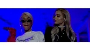 Video: Saweetie - Icy GRL (Remix) (feat. Kehlani)
